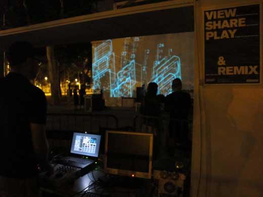 festival visual brasil - barcelona